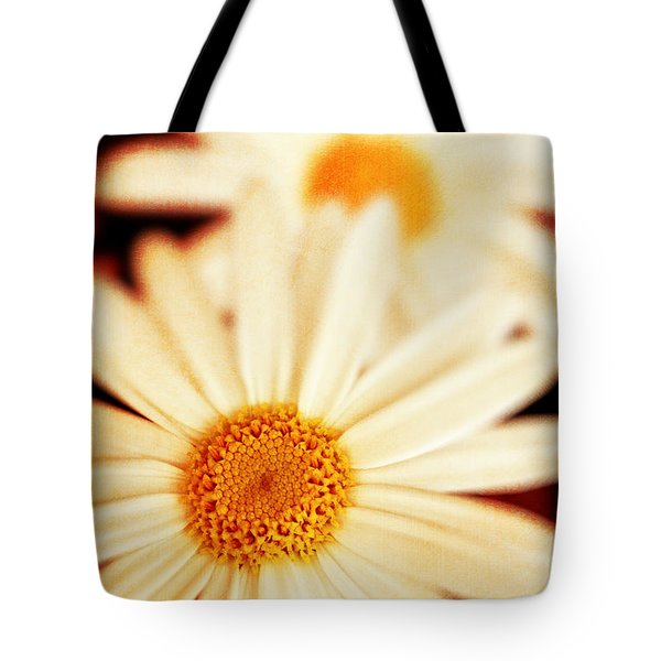 Daisies Tote Bag by Silvia Ganora
