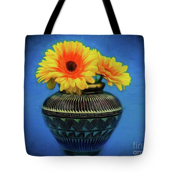 Daisy 121417-1 Tote Bag