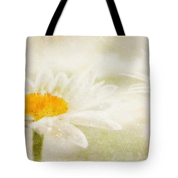 Daisy Tote Bag by Catherine Alfidi