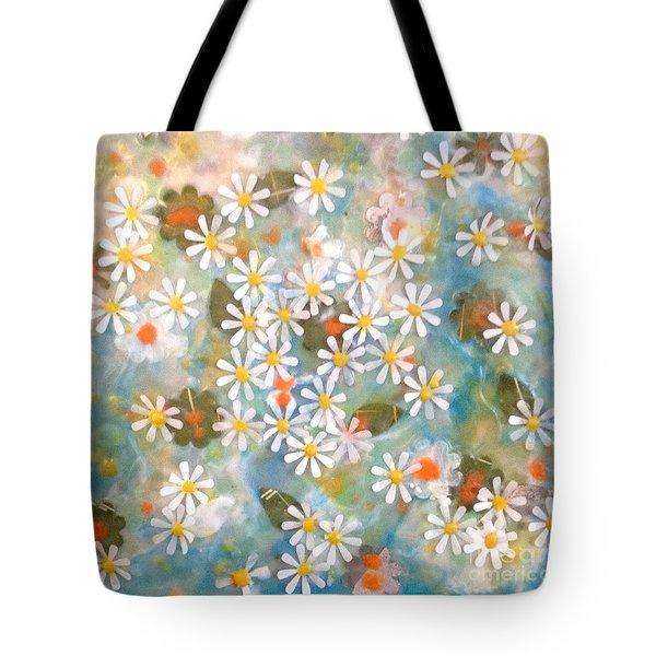 The Poet's Garden Tote Bag