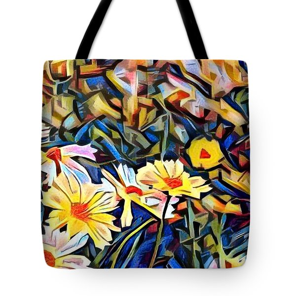 Daisy Dream Tote Bag