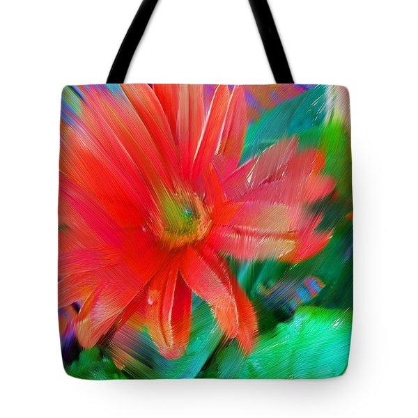 Daisy Fun Tote Bag