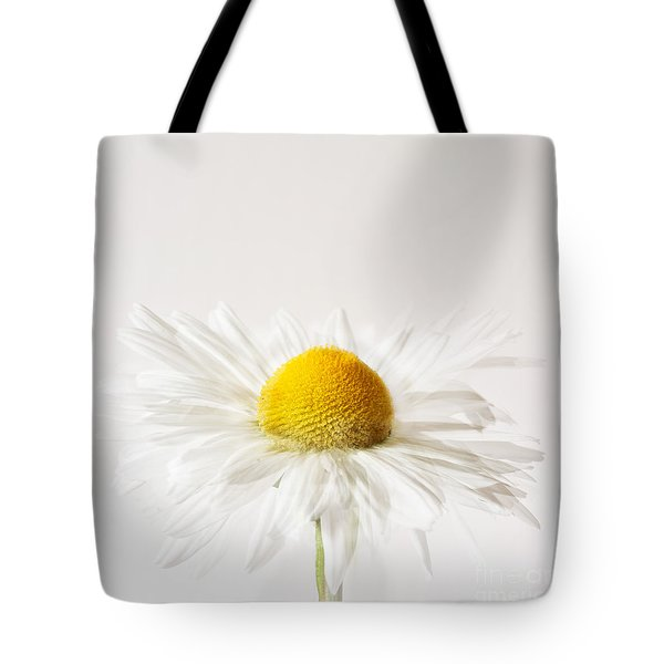 Daisy Impression Tote Bag