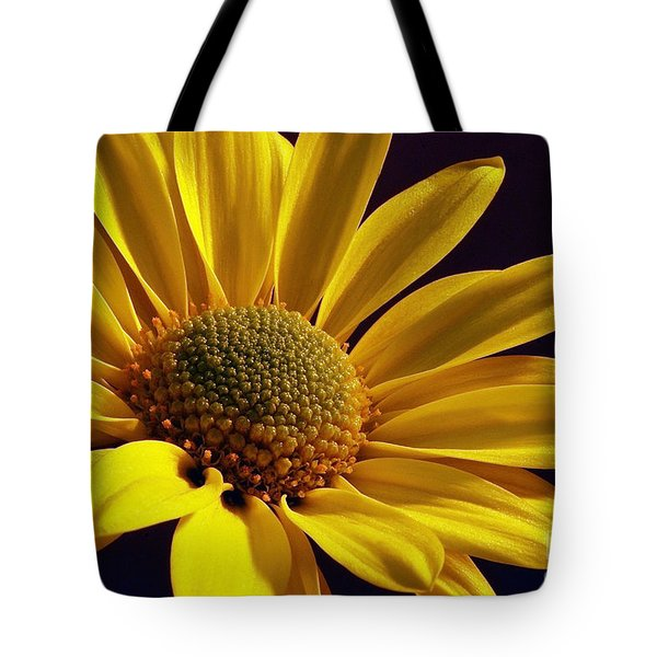 Daisy Tote Bag by Lois Bryan