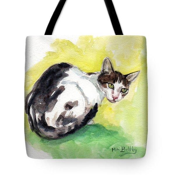 Daisy Or Little Singer Tote Bag