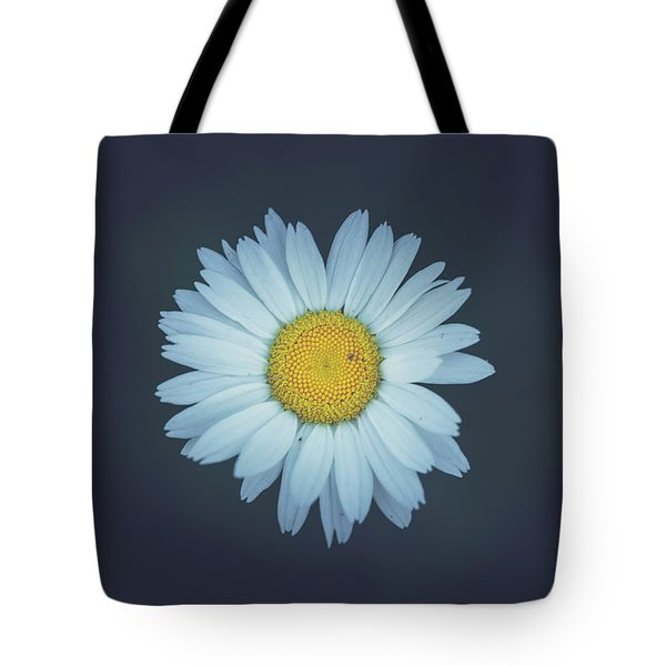 Tote Bag featuring the photograph Daisy  by Shane Holsclaw