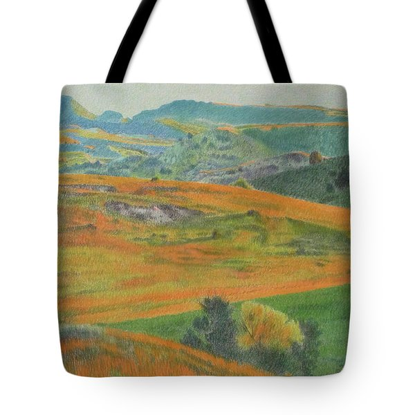 Dakota Prairie Dream Tote Bag