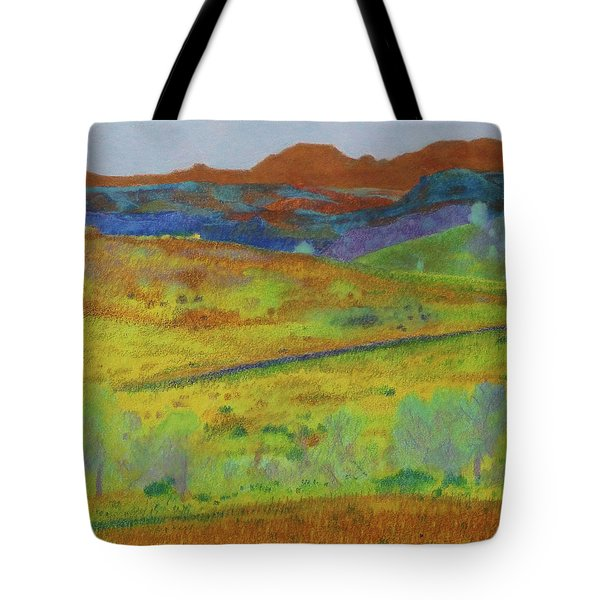 Dakota Territory Dream Tote Bag