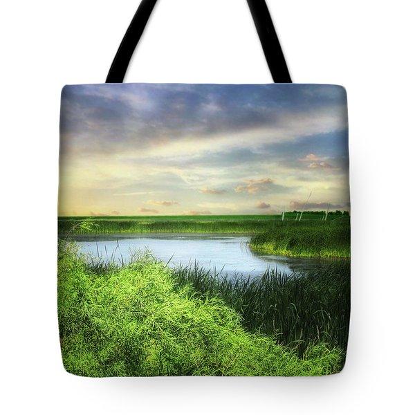 Dakota Wetlands 7 Tote Bag