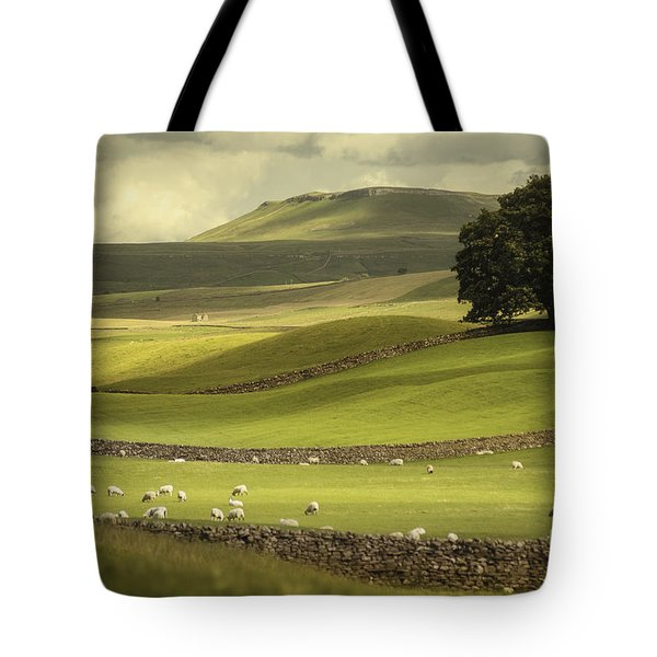 Dales Landscape Tote Bag