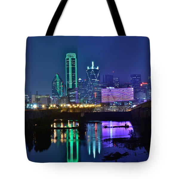 Dallas After The Rain Tote Bag