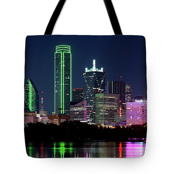 Dallas Colors Pano 2015 Tote Bag