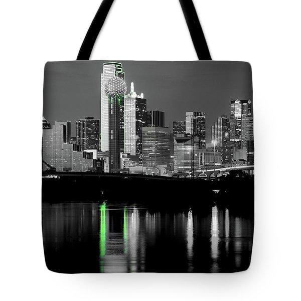 Dallas Skyline Gr91217 Tote Bag