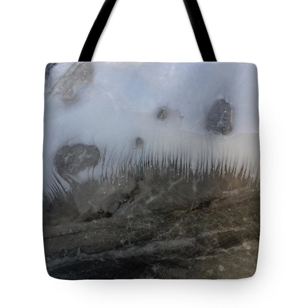 Dalton Deep Sea Fish Toof Tote Bag