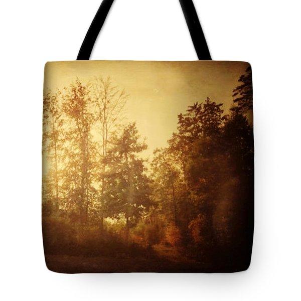Damals.#herbst #nostalgie #autumn Tote Bag