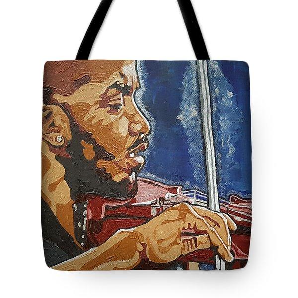 Damien Escobar Tote Bag