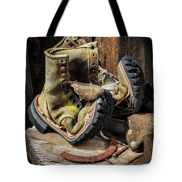 Damn I Worked Hard Human Interest Art By Kaylyn Franks Tote Bag