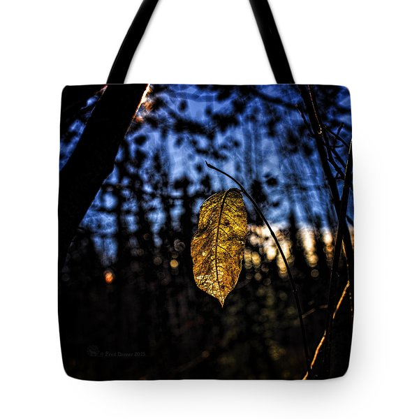 Dan Creek Gold Tote Bag