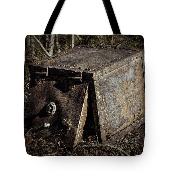 Dan Creek Safe 2 Tote Bag