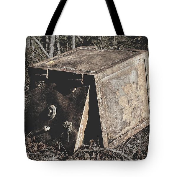 Dan Creek Safe Tote Bag