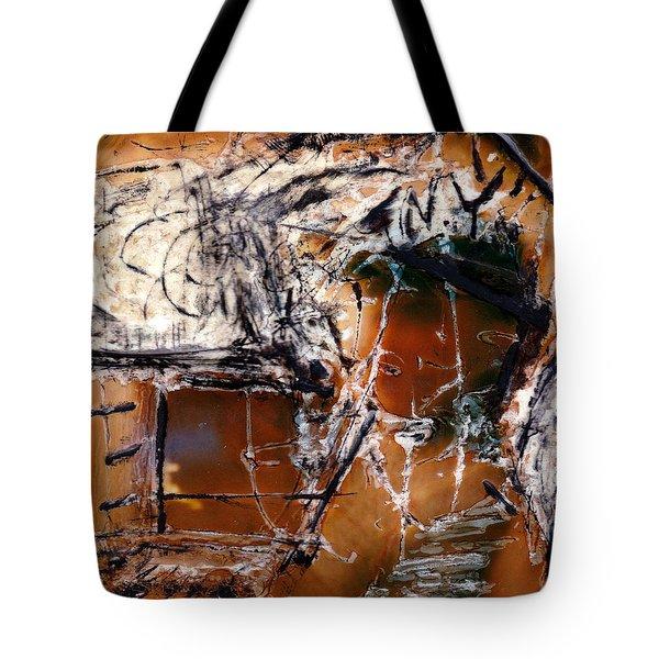 Dan Tote Bag by JC Armbruster