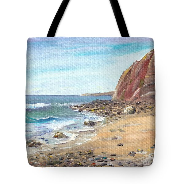 Dana Point Beach Tote Bag