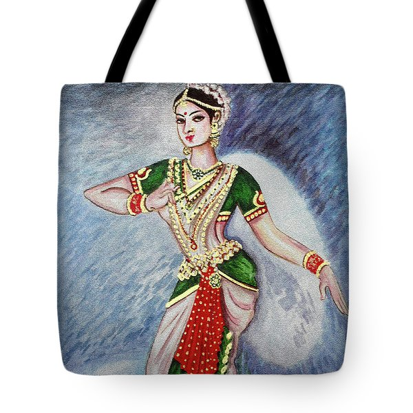 Dance 2 Tote Bag