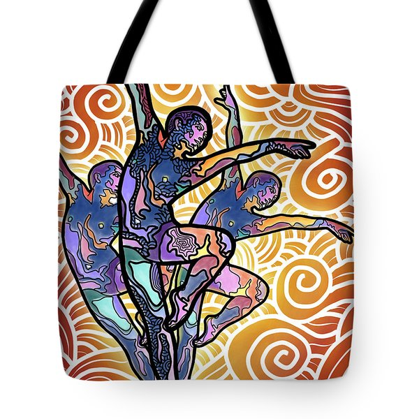 Dance 2016 Tote Bag