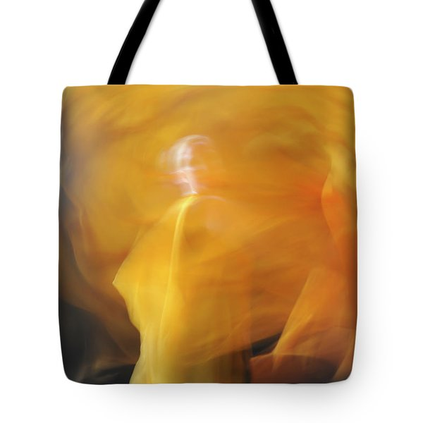 Dance Of Fire Tote Bag