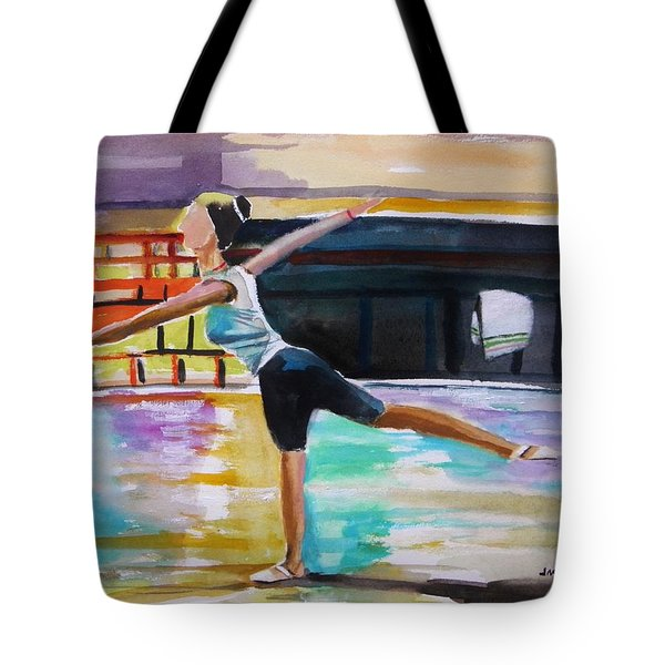 Dance Class Tote Bag by John Williams