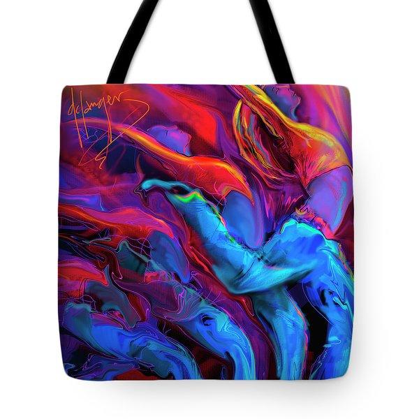 Dance, Dance, Dance Tote Bag
