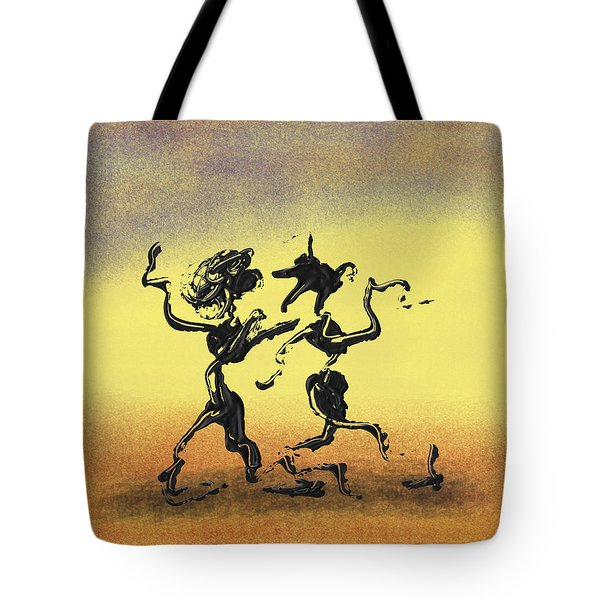 Dance I Tote Bag