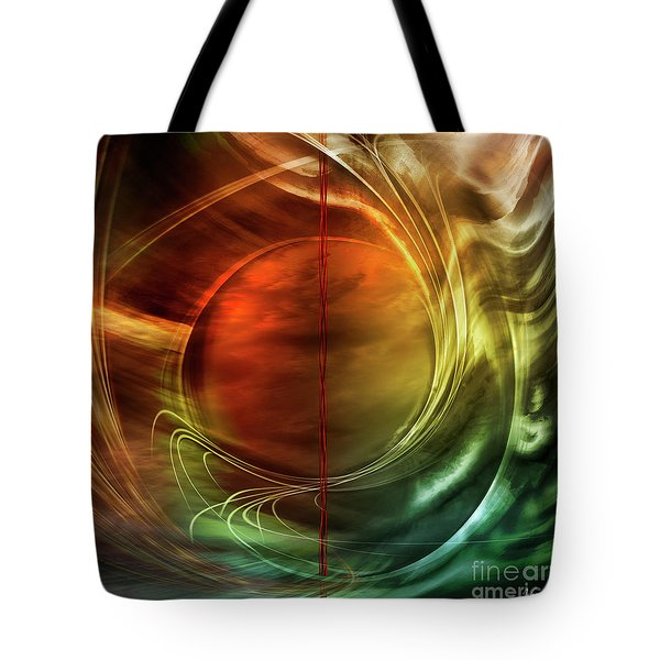 Dance In Color Symphony Tote Bag