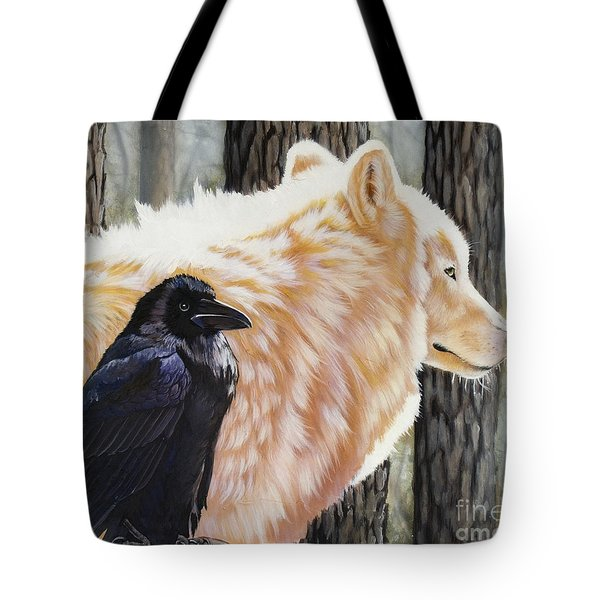 Dance In The Light Tote Bag