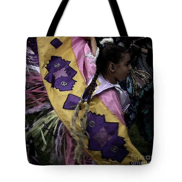 Dance Tote Bag by Linda Shafer