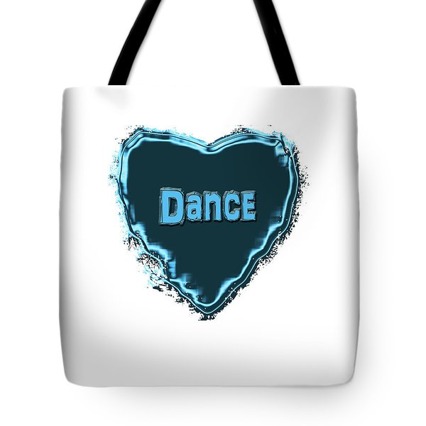 Dance Tote Bag by Linda Prewer