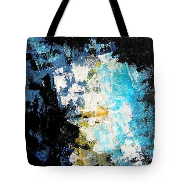 Dance Of The Light Tote Bag