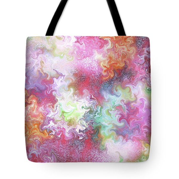 Dance Of The Sky Gods Tote Bag
