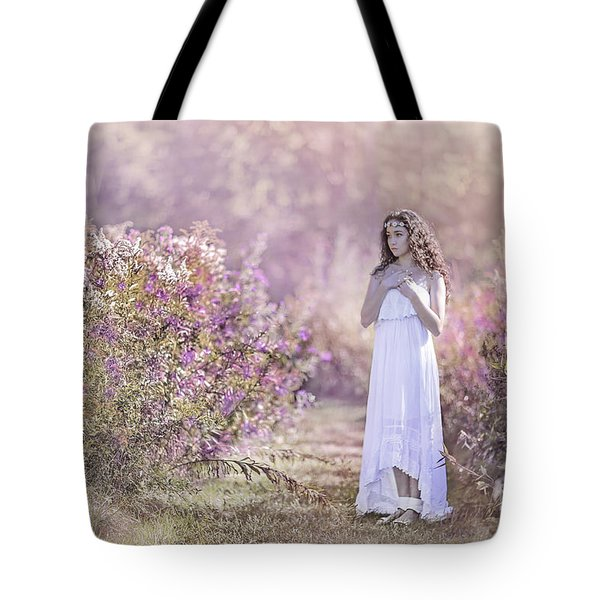 Dance Of The Sugar Plum Fairy Tote Bag