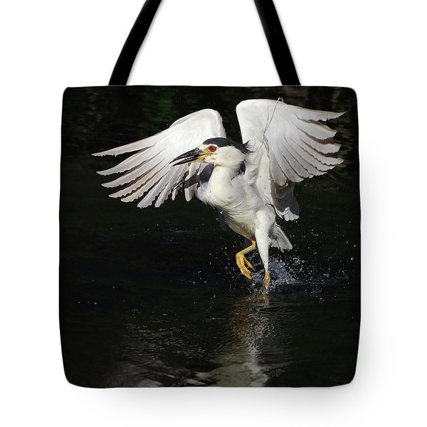 Dance On Water. Tote Bag