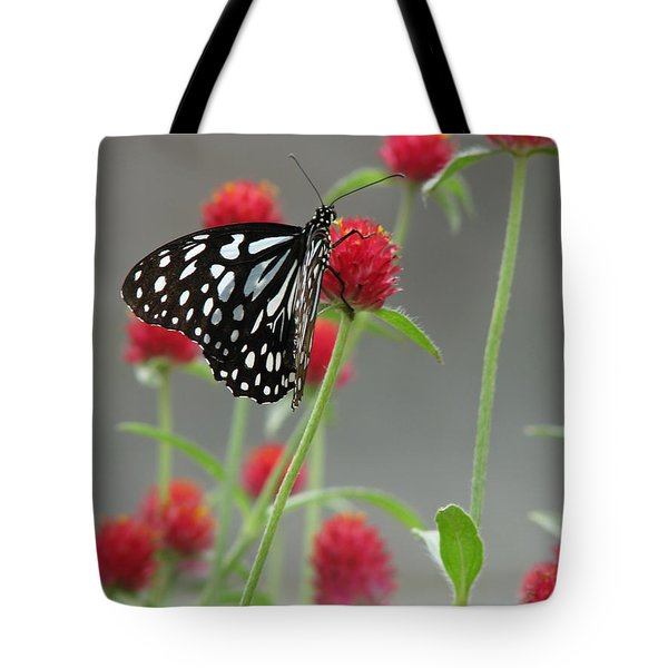 Dance Partners Tote Bag by Misha Bean