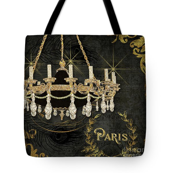 Dance The Night Away 2  Tote Bag by Audrey Jeanne Roberts
