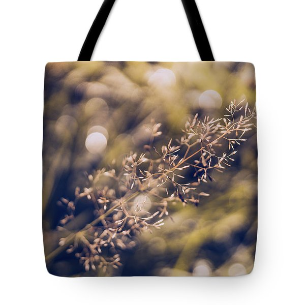 Dance With Lights Tote Bag