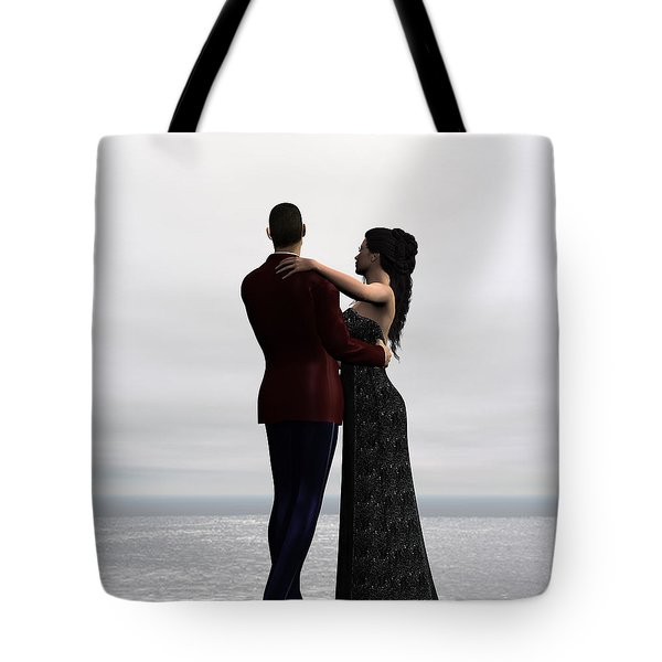 Dance With Me Tote Bag