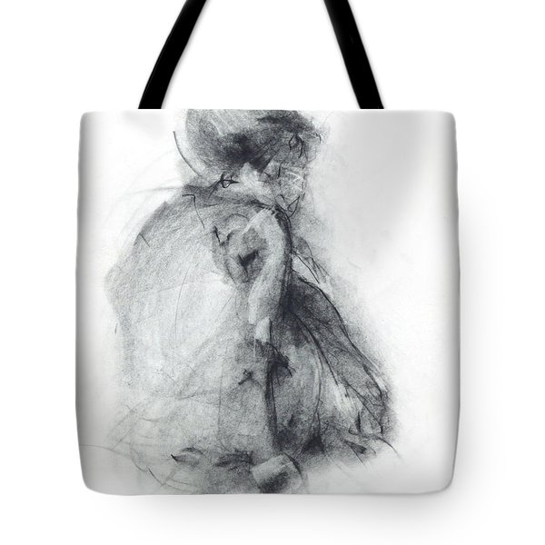 Dancer - Tender Tote Bag by Christopher Williams