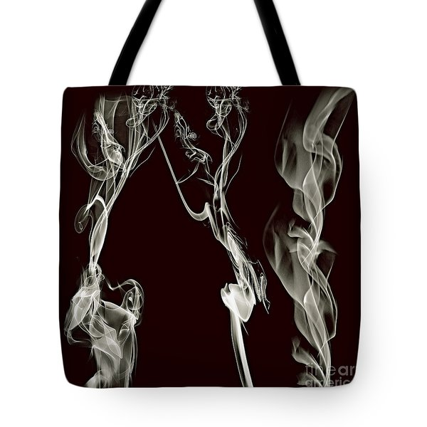 Dancing Apparitions Tote Bag