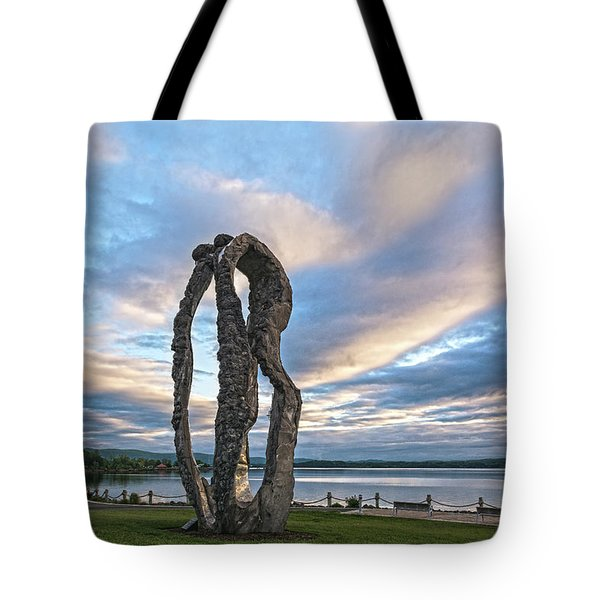 Dancing At Dawn Tote Bag