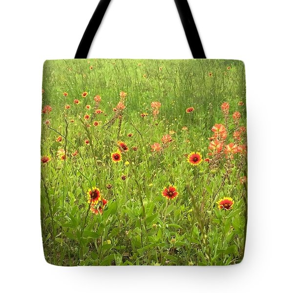 Dancing Beauties Tote Bag