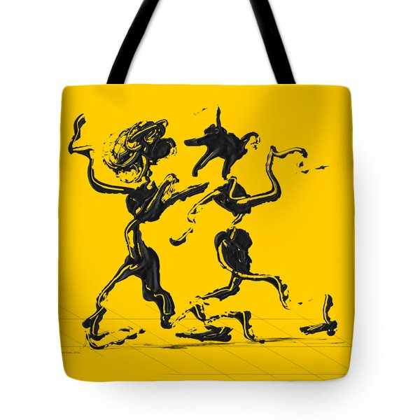 Dancing Couple 1 Tote Bag
