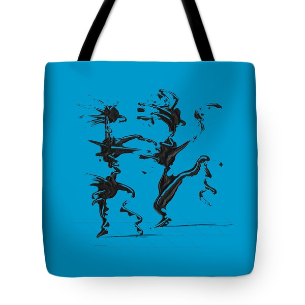 Dancing Couple 4 Tote Bag